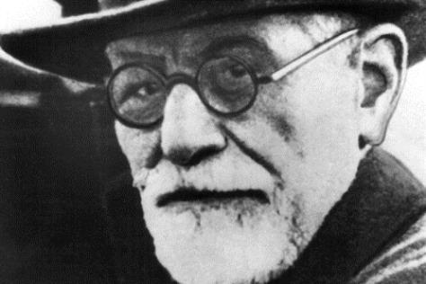 """ARCHIV - Der Wiener Arzt Sigmund Freud (undatiertes Archivbild). Am 6. Mai 2006 jährt sich der 150. Geburtstag des Psychotherapeuten. Foto: Roland Schlager (nur s/w, zu dpa Korr-Bericht: """"Sigmund Freud - Religionskritiker, Arzt und Deuter des Unbewussten"""" am 05.05.2006) +++(c) dpa - Bildfunk+++"""