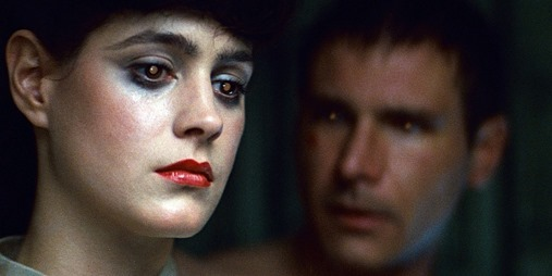 Sean-Young-and-Harrison-Ford-in-Blade-Runner